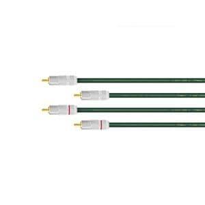 オヤイデ ラインケーブル 2本1組 (RCA-RCA) 5.0m QAC-222-RCA-5.0