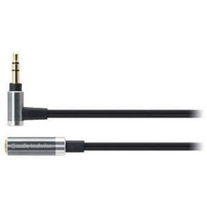 オーディオテクニカ オーディオテクニカ ヘッドホン延長コード  1m ブラック AT645L/1.0