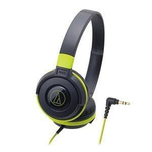 Audio-Technica ポータブルヘッドホン ATH-S100 BGR