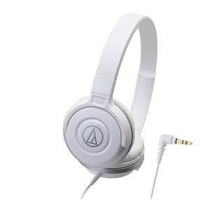Audio-Technica ポータブルヘッドホン ATH-S100 WH