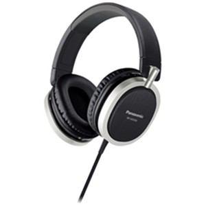 Panasonic サラウンドヘッドホン (ブラック) RP-HX550-K
