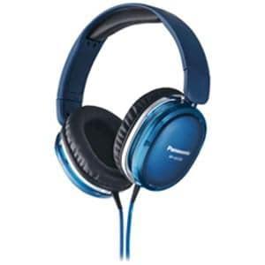 Panasonic サラウンドヘッドホン (ブルー) RP-HX350-A