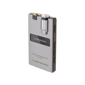 オーディオテクニカ ワイヤレスヘッドホンアンプ ガンメタリック AT-PHA50BT-GM