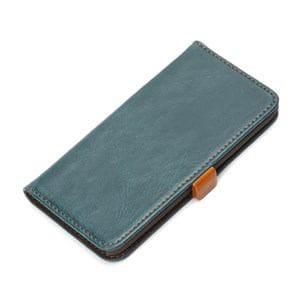 PGA iPod touch(第5世代)用 フリップカバー ブルー PG-IT5FP03BL