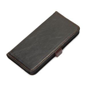 PGA iPod touch(第5世代)用 フリップカバー ブラック PG-IT5FP05BK