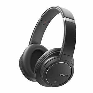 ソニー Bluetooth対応 ノイズキャンセリングステレオヘッドホン (ブラック) MDR-ZX770BN-B