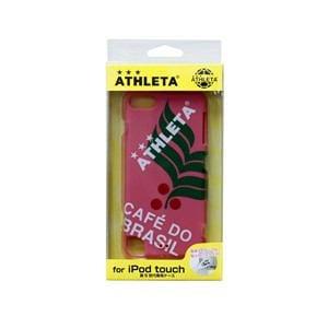 ステイヤー ATHLETA iPod touch クリアハードケース ピンク ST-CHT5AT-PK