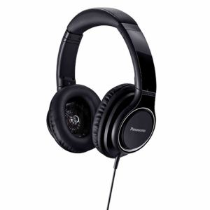 パナソニック 【ハイレゾ音源対応】 ヘッドホン(ブラック) RP-HD5-K