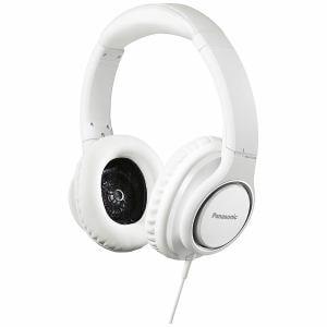 パナソニック RP-HD5-W 【ハイレゾ音源対応】 ヘッドホン(ホワイト)