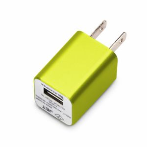 PGA PG-WAC10A05YE WALKMAN,Smartphone用 USB電源アダプタ 1A イエロー