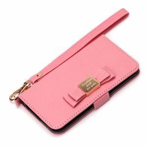 PGA PG-IT6FP06PK iPod touch(第6/5世代)用 フリップカバー ダブルリボン ピンク