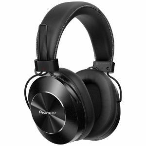 パイオニア SE-MS7BT-K 【ハイレゾ音源対応】ダイナミック密閉型Bluetoothヘッドホン ブラック
