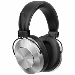 パイオニア SE-MS7BT-S 【ハイレゾ音源対応】ダイナミック密閉型Bluetoothヘッドホン シルバー