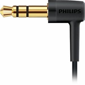 フィリップス SHE9730BK 【ハイレゾ音源対応】 インイヤーヘッドフォン ブラック