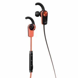 ラディウス HP-BTF01P Bluetoothイヤホン Neシリーズ  コーラルピンク
