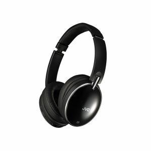 JVC HA-S88BN Bluetoothワイヤレスステレオヘッドホン ブラック