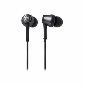 オーディオテクニカ ATH-CKR55BT-BK Bluetooth対応ワイヤレスヘッドホン スティールブラック