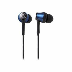 オーディオテクニカ ATH-CKR55BT-BL Bluetooth対応ワイヤレスヘッドホン ディープブルー