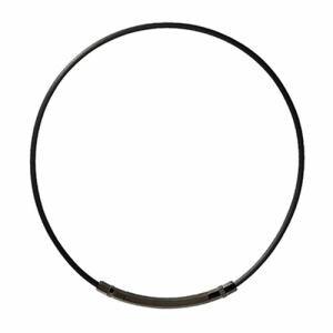 コラントッテ ABAPU01L TAO ネックレススリム ARIE ブラック Lサイズ