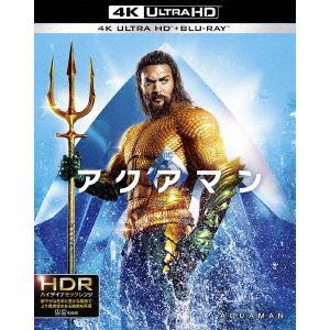 【4K ULTRA HD】 アクアマン(ブックレット&キャラクターステッカー付)(4K ULTRA HD+ブルーレイ)