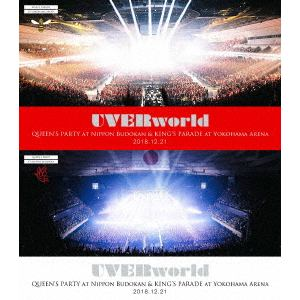 【BLU-R】 UVERworld / ARENA TOUR 2018 Complete Package(完全生産限定盤)