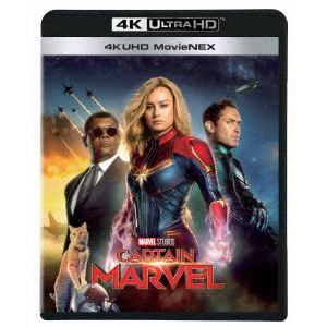【4K ULTRA HD】 キャプテン・マーベル 4K UHD MovieNEX(4K ULTRA HD+3Dブルーレイ+ブルーレイ)