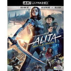 【4K ULTRA HD】アリータ:バトル・エンジェル(4K ULTRA HD+3Dブルーレイ+ブルーレイ)