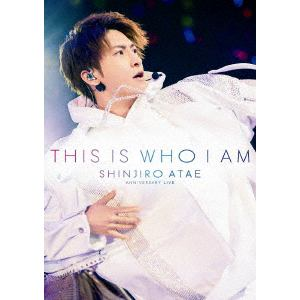 【BLU-R】SHINJIRO ATAE(from AAA) / Anniversary Live『THIS IS WHO I AM』