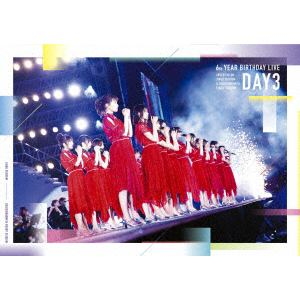 【DVD】乃木坂46 / 6th YEAR BIRTHDAY LIVE Day3(通常盤)