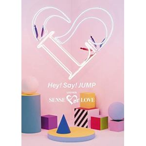 【DVD】Hey! Say! JUMP LIVE TOUR SENSE or LOVE(通常盤)