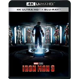 【4K ULTRA HD】アイアンマン 3(4K ULTRA HD+ブルーレイ)