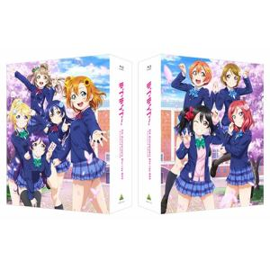 【BLU-R】ラブライブ!9th Anniversary Blu-ray BOX Forever Edition(初回限定生産)