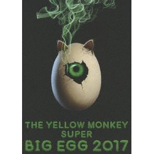 【DVD】YELLOW MONKEY / THE YELLOW MONKEY SUPER BIG EGG 2017