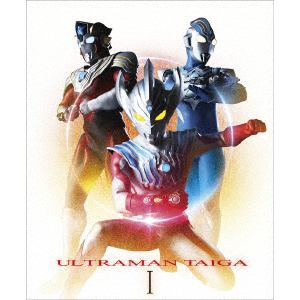 【BLU-R】ウルトラマンタイガ Blu-ray BOX Ⅰ