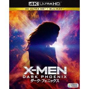 【4K ULTRA HD】X-MEN:ダーク・フェニックス(4K ULTRA HD+ブルーレイ)