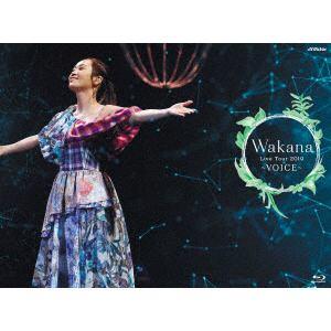 【BLU-R】Wakana / Wakana Live Tour 2019 ~VOICE~ at 中野サンプラザ(初回限定盤)