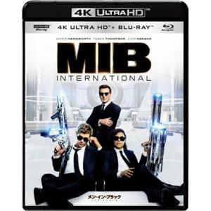 【4K ULTRA HD】メン・イン・ブラック:インターナショナル(4K ULTRA HD+ブルーレイ)