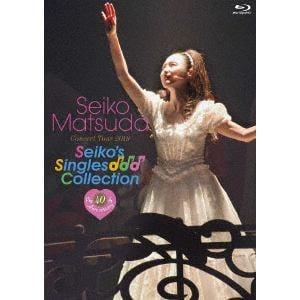 "【BLU-R】松田聖子 / Pre 40th Anniversary Seiko Matsuda Concert Tour 2019 ""Seiko's Singles Collection""(通常盤)"