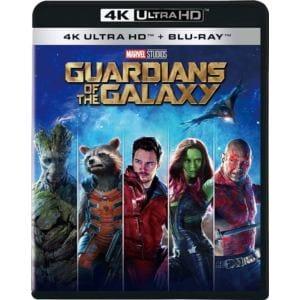 【4K ULTRA HD】ガーディアンズ・オブ・ギャラクシー(4K ULTRA HD+ブルーレイ)