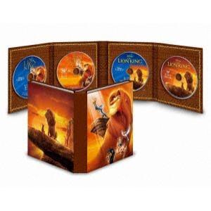【BLU-R】ライオン・キング MovieNEX ブルーレイ+DVDセットコレクション