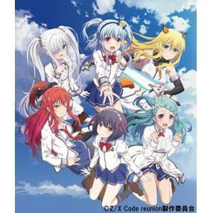 【BLU-R】Z/X Code reunion Blu-ray BOX1