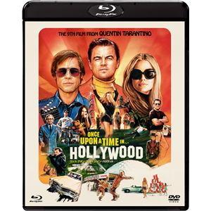 【BLU-R】ワンス・アポン・ア・タイム・イン・ハリウッド ブルーレイ&DVDセット(初回生産限定)