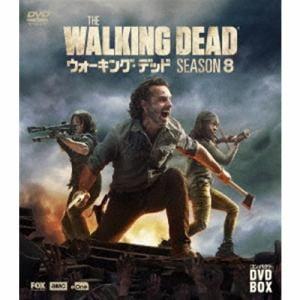 【DVD】ウォーキング・デッド コンパクト DVD-BOX シーズン8