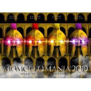 【DVD】ももいろクローバーZ / MomolcoMania2019 -ROAD TO 2020- 史上最大のプレ開会式 LIVE