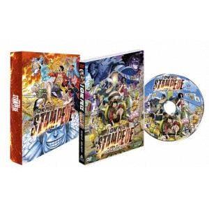 【DVD】劇場版 ONE PIECE STAMPEDE スペシャル・エディション(初回生産限定版)