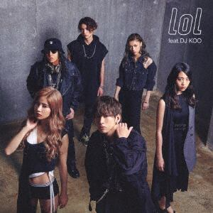 【CD】lol / brave up!! feat.DJ KOO(DVD付)