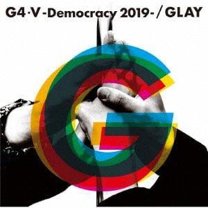 【CD】GLAY / G4・Ⅴ-Democracy 2019-(DVD付)