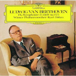 【CD】ベーム / ベートーヴェン:交響曲第9番「合唱」