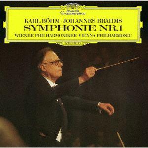 【CD】ベーム / ブラームス:交響曲第1番、ハイドンの主題による変奏曲