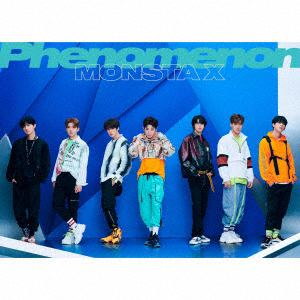 【CD】MONSTA X / Phenomenon(初回限定盤B)(DVD付)